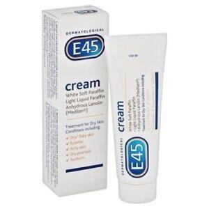 E45 Cream Treatment for Dry Skin - 50g  UK SELLER