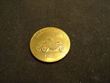 "1916 Chevrolet ""490"" Franklin Mint Antique Car Bronze Coin"