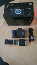 Sony Alpha A7 II with accessories
