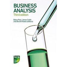Business Analysis by Paul Turner et al (Paperback 2014) by Paul Turner, James Cadle, Malcolm Eva, Donald Yeates, Debra Paul, Keith Hindle, Craig Rollason (Paperback, 2014)