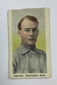 1910-11 M116 Sporting Life Kid Elberfeld OOK10