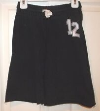 Boys CHILDRENS PLACE~BLACK SOFT SHORTS~size 5 6 SMALL~Yoga