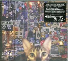 BUCK-TICK-CATALOGUE 1987-2016-JAPAN 2 SHM-CD G88