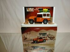 BARLUX 73053 FIAT CAMPAGNOLA RAID CAPE TOWN ALGIERS - ORANGE 1:25 -   IN BOX