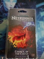 Android Netrunner LCG: Council of the Crest Data Pack Kitara Cycle NEW