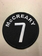 NHL Referee Bill McCreary 2014 Hall Of Fame #7 Patch