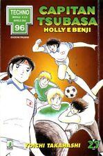 manga STAR COMICS CAPITAN TSUBASA HOLLY E BENJI numero 27