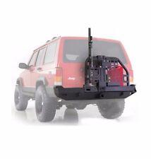 Smittybilt Rock Crawler Series Jeep Cherokee XJ - XRC Rear Bumper & Tire Carrier