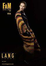 Lang Yarns Fatto A Mano No. 237 Viva Winter Issue 2016