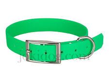Collier biothane beta 25 mm x 55 cm vert - jokidog