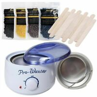 Sticks Hard Beans Wax Warmer Kit Body Waxing Depilatory Cream Hair Removal