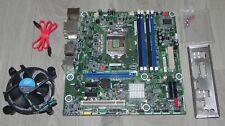 Intel DQ57TM, LGA 1156/Sockel H (BLKDQ57TM) Motherboard, Top, gebraucht