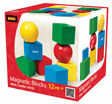 Building Blocks without Character Brio Pre-School Toys