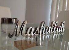 Mashallah 3D Table Decor