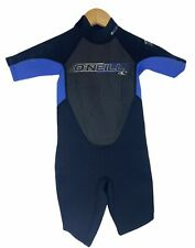 O'Neill Childs Spring Shorty Wetsuit Kids Size 4 Youth Reactor 2mm