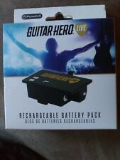 GUITAR HERO LIVE NEW POWER A. SEALED Rechargeable Battery Pack
