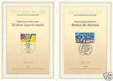 BRD 1990: Nordsee+Forscher! ETB mit den Nr. 1453+1454!