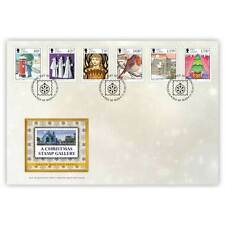 More details for isle of man stamps 2013 a christmas stamp gallery first day cover