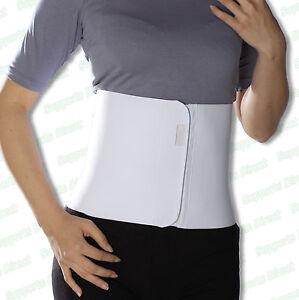 Elastic Abdominal Binder Stomach Compression Slimming Belt Back Support Brace