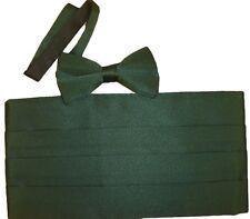DK vert Large ceinture et Jeu de P. .. neuf en boîte MARIAGES / BALS / bandes