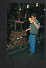 FRETEVAL 41 : FONDERIE / REMMOULEUR au travail en 1995