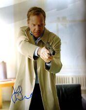 Kiefer sutherland - 24-Jack Bauer-les simpson-Le jury-AUTOGRAPHE-photo