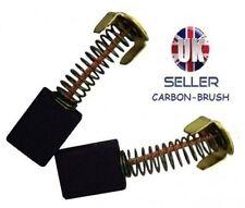GMC 262029 1200 W Brunitoio DRUM Sander gds115 Spazzole in Carbonio