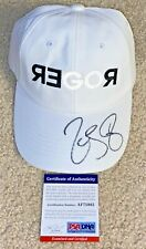 ROGER FEDERER SIGNED UNIQLO HAT WIMBLEDON OPEN FRENCH AUSTRALIAN LAVER CUP PSA