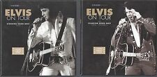 ELVIS ON TOUR STANDING ROOM ONLY VOL 1 & VOL. 2 - 4 CD BOOKLET 2 BOX SEALED MINT