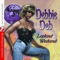 Debbie Deb - Lookout Weekend [New CD]