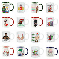 Funny Novelty Christmas Tea & Coffee Mug For Men Women Secret Santa Xmas Gift