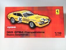 1:18 Ferrari 365 GTB4 Competizione #36 Kyosho 08164G