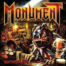 Hair of The Dog Monument Audio CD