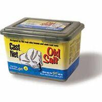 "Betts Old Salt Cast Net 7' Clear 1Lb 3/8"" Mesh"