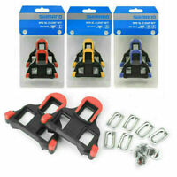 SHIMANO For Bike Float Fixed SPD-SL Road Bike Pedal SM-SH10/11/12 Cleat Set CMT