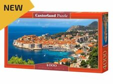 "Castorland Puzzle 4000 Pieces - Dubrovnik, Croatia - 54""x27"" Sealed box C-400225"