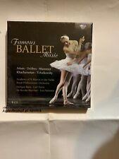Adolphe Adam : Famous Ballet Music CD Box Set 5 discs (2012)