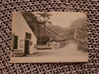 Castleton, The Winnats - Vintage Postcard