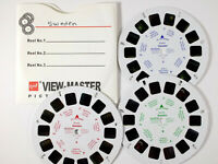 View-Master Scenic SWEDEN (37117) – 3 reels in envelope, but no packet - th