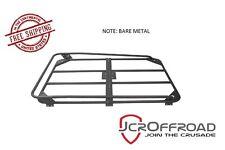 JCR Offroad PreRunner Roof Rack - Bare Metal - 84-01 Jeep Cherokee XJ