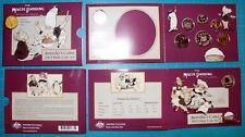 2007 Norman Lindsay Australian $1 Uncirculated Coin ex Mint Set SCARCE