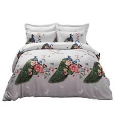 6 Piece King size Duvet Cover Set Fitted Sheet Luxury Bedding Dolce Mela DM706K