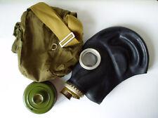 Soviet gas mask GP-5.Size 4.Black