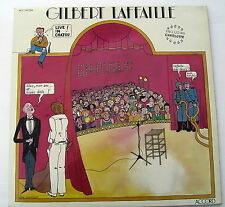 GILBERT LAFFAILLE . LIVE IN CHATOU .  LP