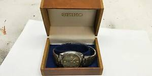 Vintage Seiko Automatic Mens Watch