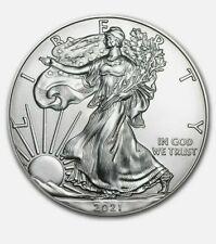2021 American Silver Eagle 1 oz Bu🇺🇸Presale🇺🇸 Arrives in Airtight Capsules
