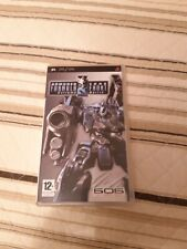 LOTE PSP ARMORED CORE FORMULA FRONT EXTREME INGLES + GHOST RIDER PAL ESPAÑA