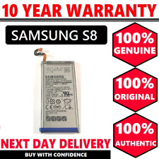 100% Genuine Original Samsung Galaxy S8 Replacement Internal Battery UK Seller