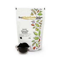 Bio Chlorella Poudre 250 g   Acheter Whole Foods En Ligne   Gratuit UK p&p