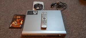 PIONEER DVR-5100H-S HDD DVD RECORDER + Remote working